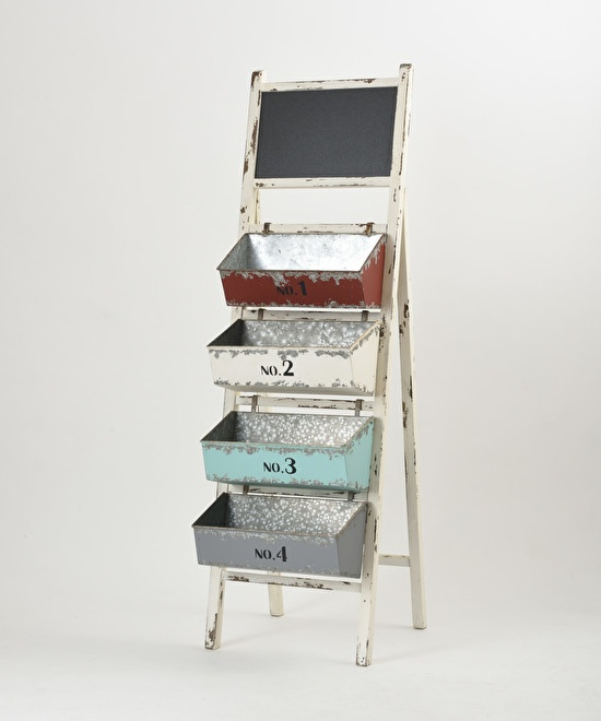 Metal/Wood rack