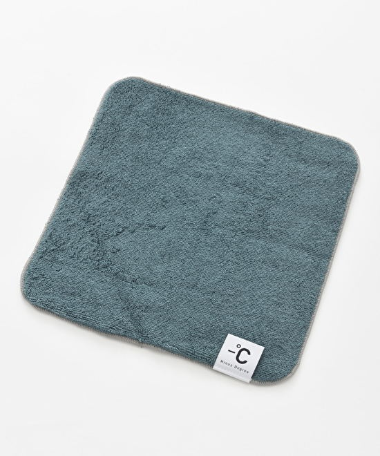 Minus Degree Pile Mini Towel