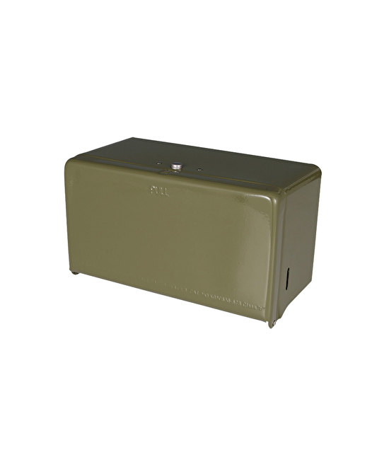 TISSUE DISPENSER OLIVE DRAB