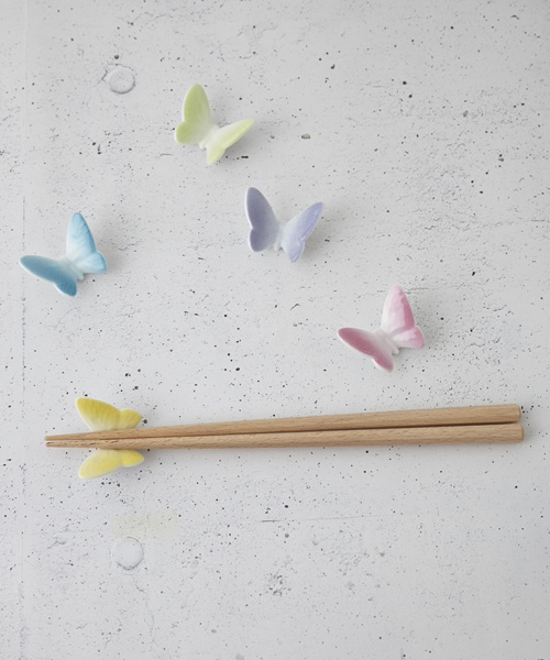 Butterfly Rest 5pcs set