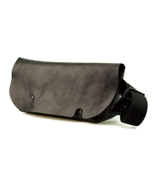 MESSENGER BAG (S) BLACK