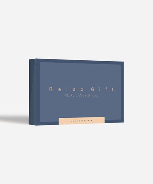 《体験ギフト》 Relax Gift (BLUE)