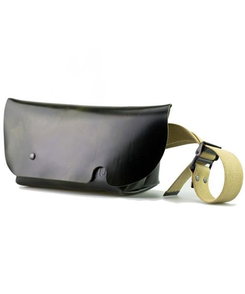 MESSENGER BAG (XS) DARKGREEN