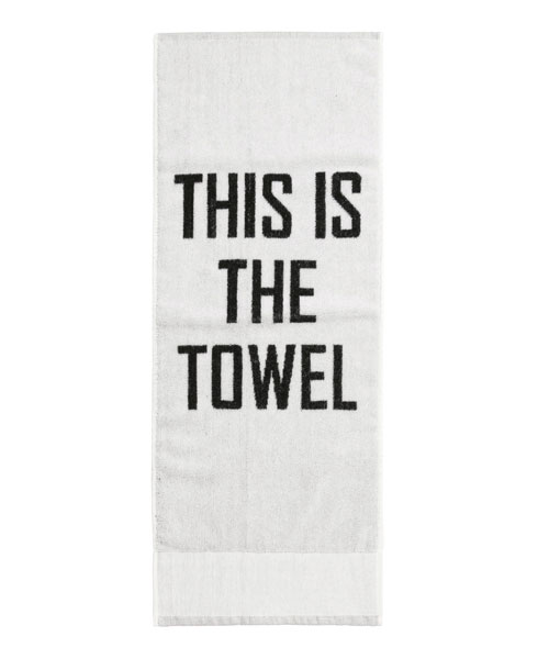 THIS IS TOWEL 34×85