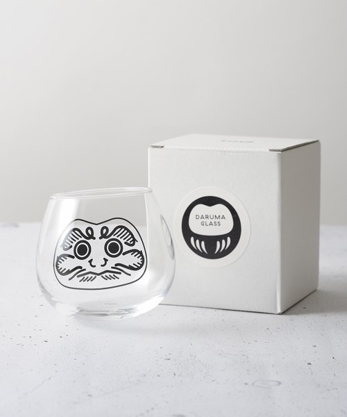 Daruma Glass 1pcs
