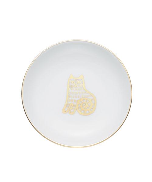 LISA LARSON 豆皿(波佐見焼)金