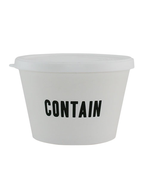 Labeled Deli Cup L