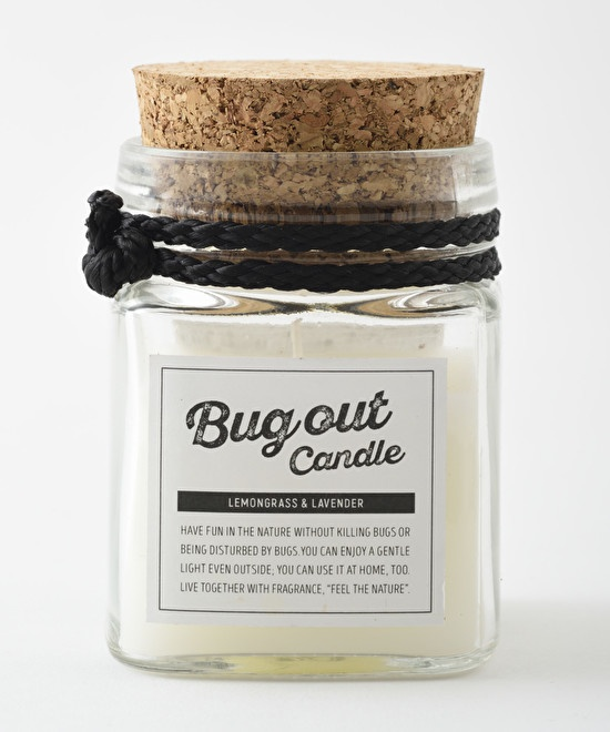 Bug out Candle