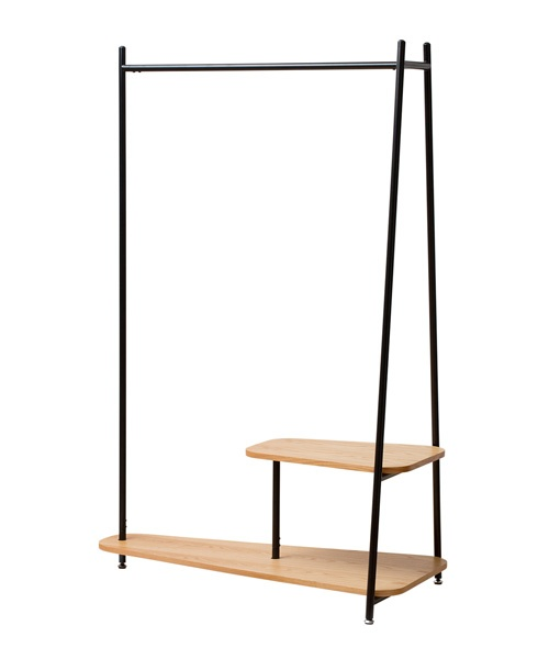THREE LEGGED HANGER RACK