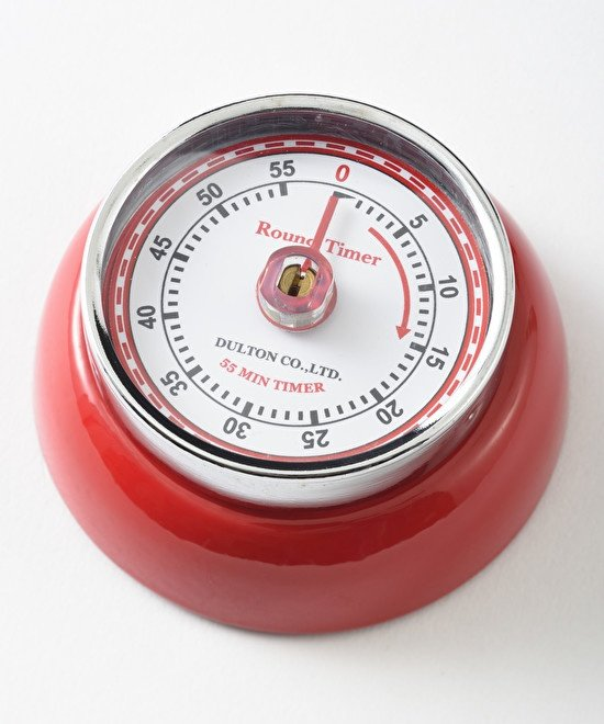 KITCHEN TIMER W/MAGNET
