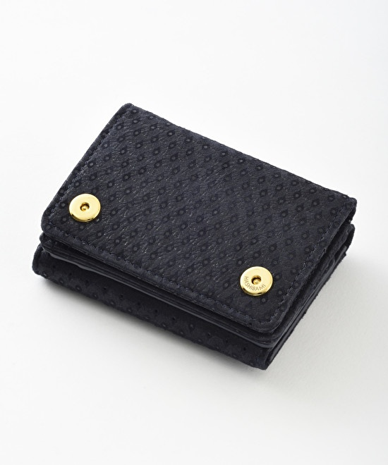 Hashibami Arabesque Mini Wallet