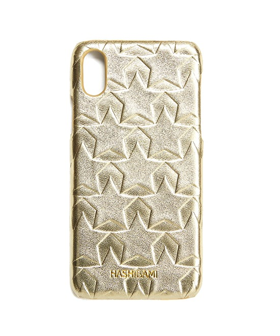Hashibami Star Stamp iPhoneX/XS case