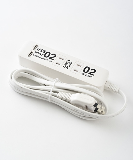 CABLE PLUG 02&USB PORT 02